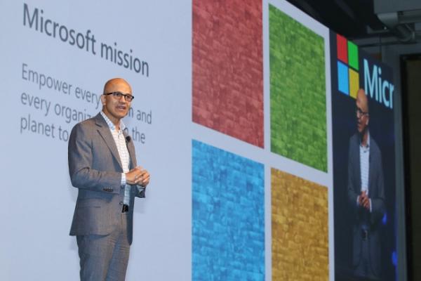 Samsung chief meets Microsoft CEO on forging deeper cloud, AI partnership