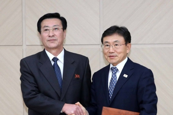 Two Koreas agree to jointly combat malaria, tuberculosis