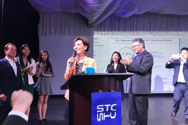 Young Kim certain to become 1st Korean-American woman elected to US Congress