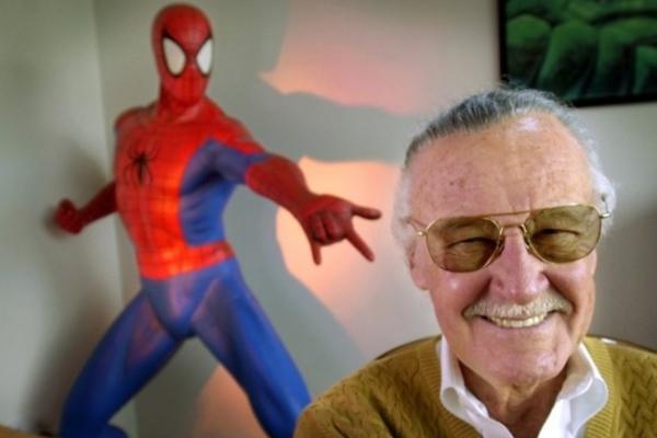 [Newsmaker] Stan Lee, creator of a galaxy of Marvel superheroes, dies