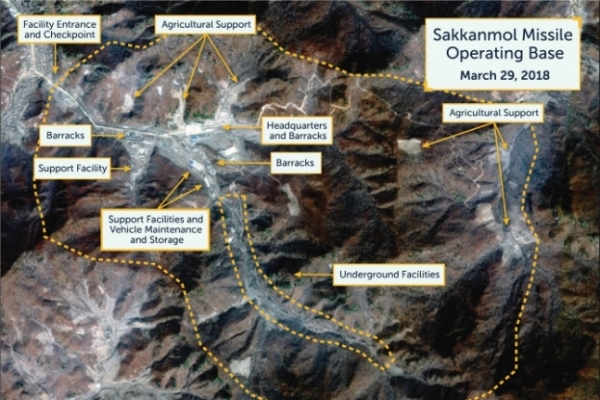 Report about NK secret missile bases worsen prospect of denuclearization talks