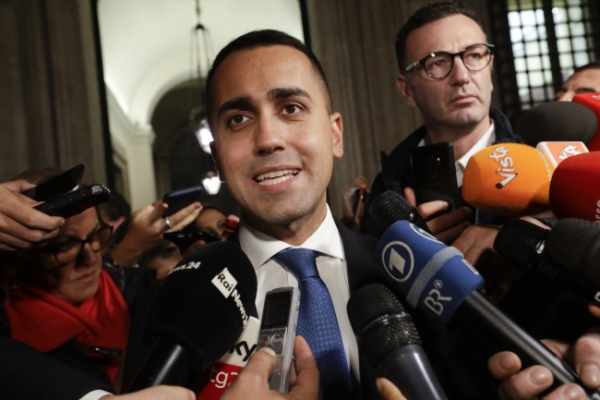Italy sticks to budget in high-stakes EU standoff
