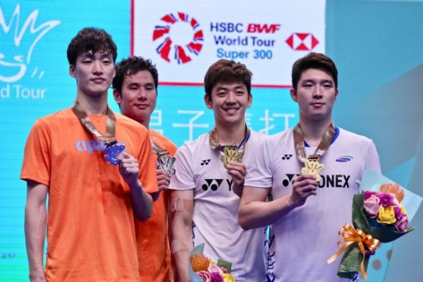 Korean badminton body to scrap age restrictions for non-national team players
