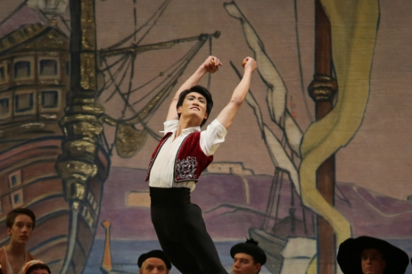 Mariinsky Ballet's Spanish rom-com comes to Seoul