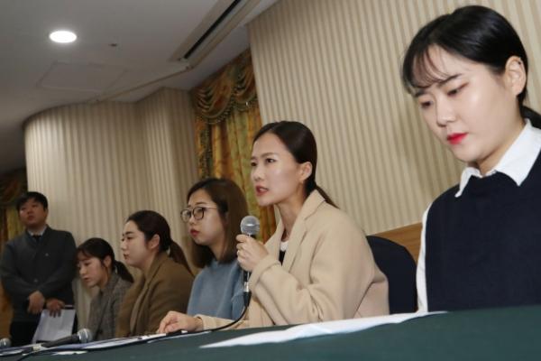 Team Kim curlers seek management change after unfair treatment