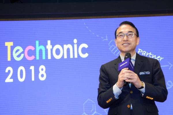 Samsung SDS hosts Techtonic 2018 developer's conference
