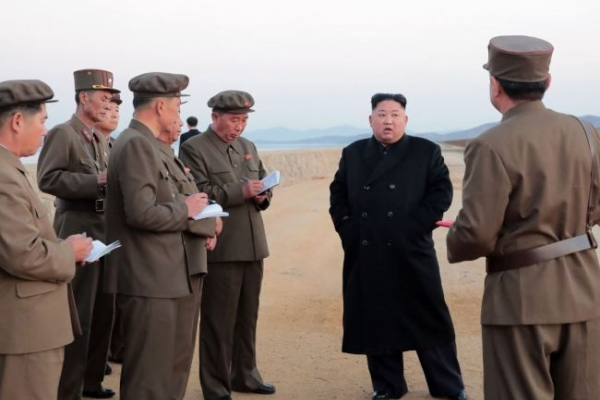 NK weapon test doesn't signal abandonment of nuke talks: official