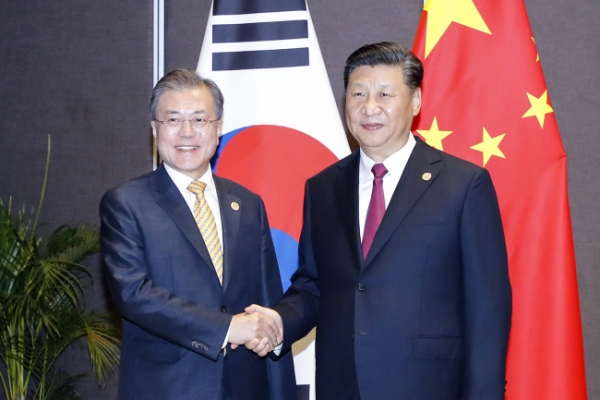 Moon, Xi agree to closely cooperate for successful 2nd US-NK summit