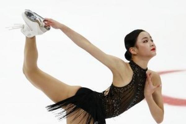 Teen figure skater becomes 1st Korean female since Kim Yu-na to win Grand Prix medal