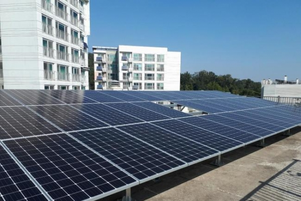 How Seoul's 'energy self-sufficient' apartments save on electricity bills