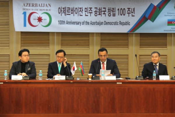 Baku celebrates centenary of Azerbaijan Democratic Republic
