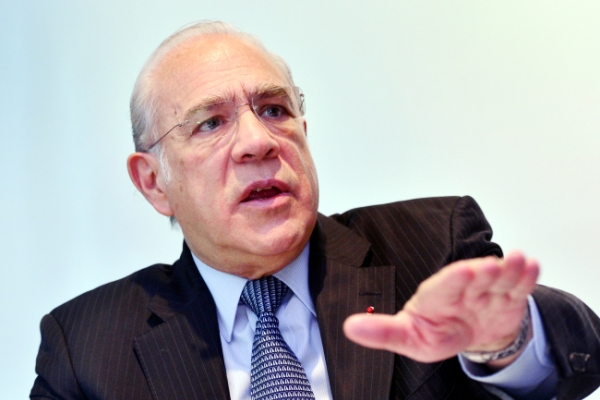 [Herald Interview] S. Korea should ease up on growth pace, focus on reforms: OECD chief