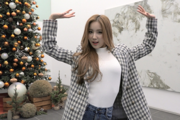 [Video] Sohee says angles are most important in 'Hurry Up' dance