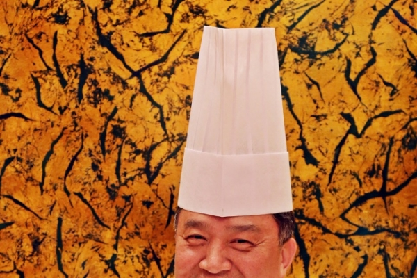 [Herald Interview] 'Chinese chefs are all about respecting masters'