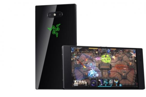 Gaming smartphone Razer Phone 2 arrives in Korea