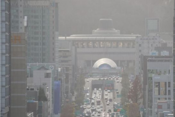 [Weather] Dust levels to rise Tuesday, despite rain