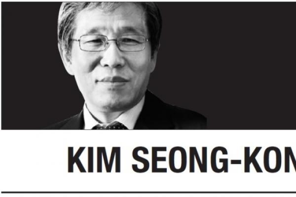 [Kim Seong-kon] The fear index based on Korea's future