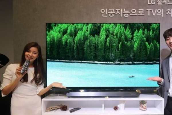 Sales of OLED TVs expected to hit 1 m units in Q4