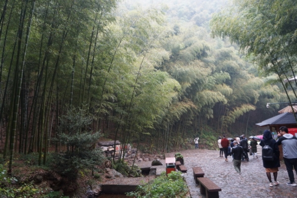 Rediscovering eastern China