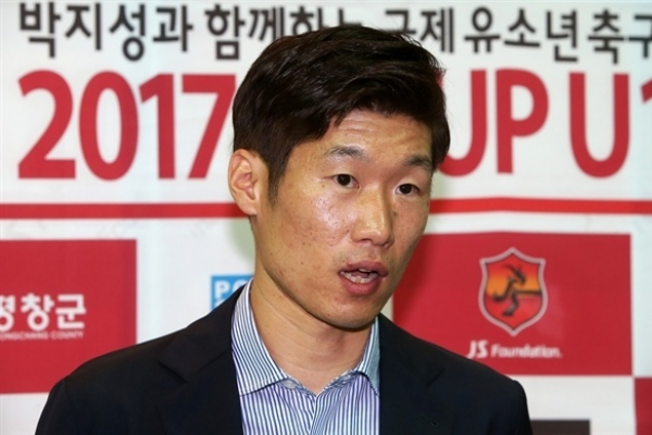Park Ji-sung offers to resign as KFA youth strategy chief