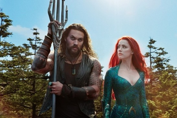 [Herald Review] 'Aquaman' goofy but fun and visually stunning