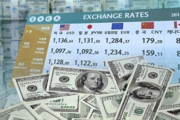 Korean banks' foreign-currency deposits soar in Nov.