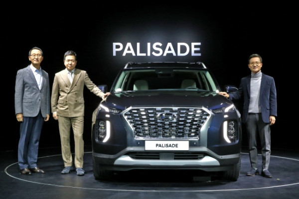 Hyundai records highest-ever SUV market share in US