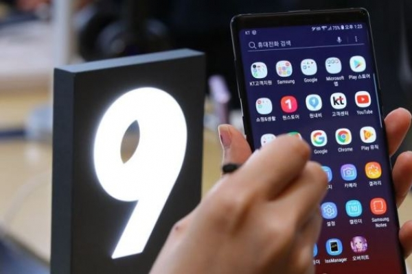 OLED accounts for 60 pct of world's market for smartphone displays: IHS Markit