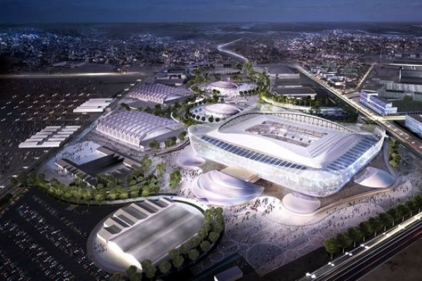 Al Rayyan Stadium to be reborn for 2022 FIFA World Cup with recycled materials