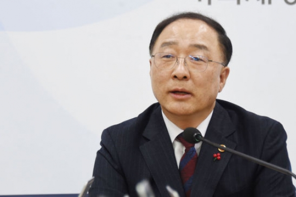 Korea to remove uncertainty over corporate investments: finance minister