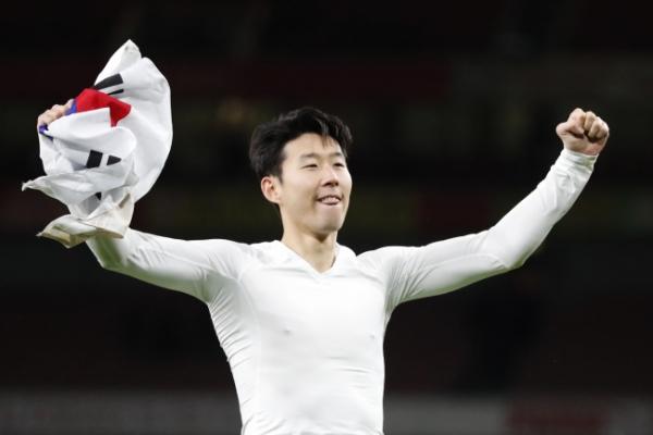 Tottenham's Son Heung-min scores 6th goal of season