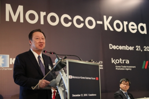 KCCI chief calls for closer ties with Moroccan businesses