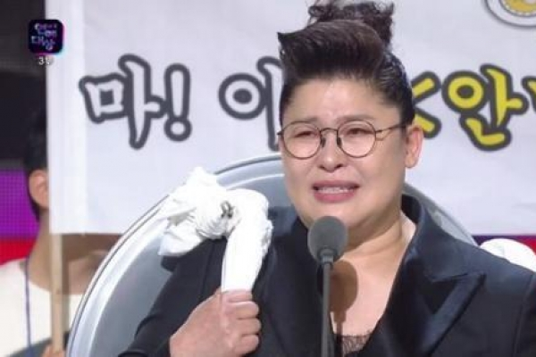 Lee Young-ja 1st woman to win grand prize at KBS Entertainment Awards