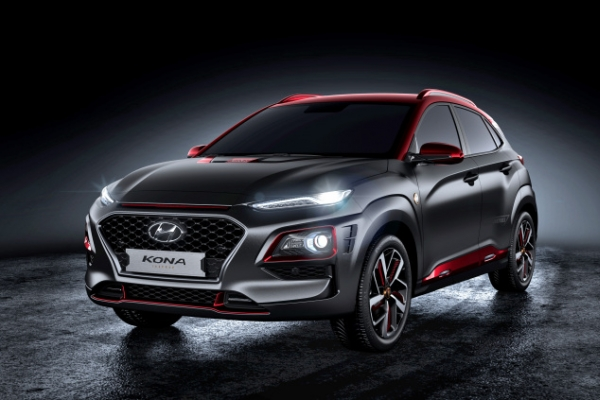 Hyundai to launch Kona Iron Man edition in January