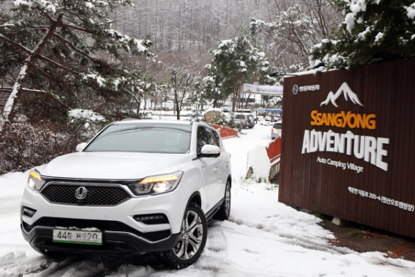 SsangYong offers safe passage with 4WD SUVs