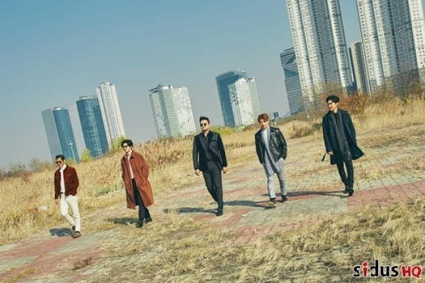 [K-talk] First-generation idol group g.o.d drops 20th anniversary album