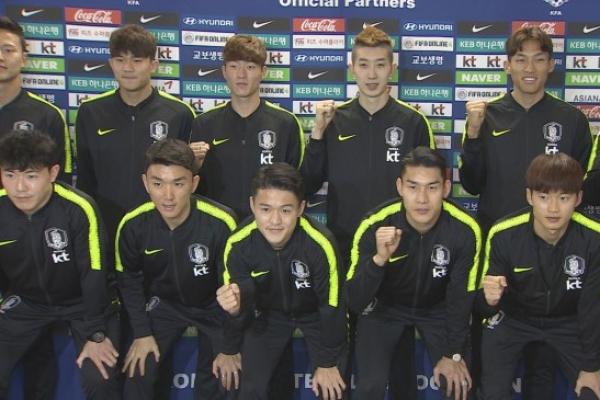 S. Korean soccer sees tears, gold in roller-coaster 2018 season