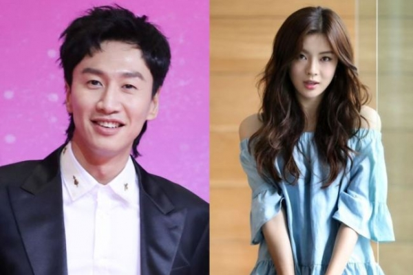 'Running Man' star Lee Kwang-soo dating actress Lee Sun-bin