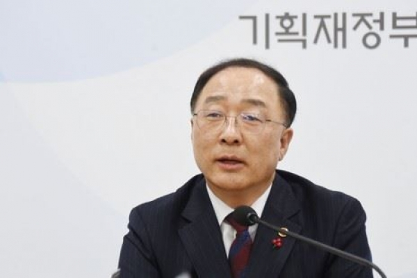 Korea vows to make efforts to bolster corporate investments: finance minister