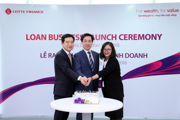 Lotte Card kicks off consumer financing business in Vietnam