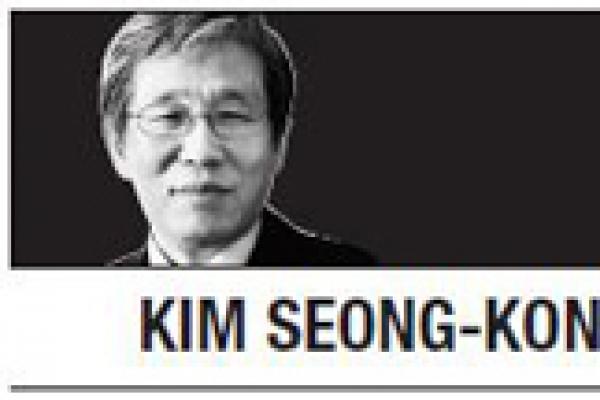 [Kim Seong-kon] 2019: Korea in the Year of the Pig