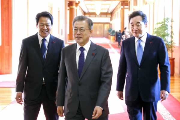 President Moon to answer critical questions in new year press conference