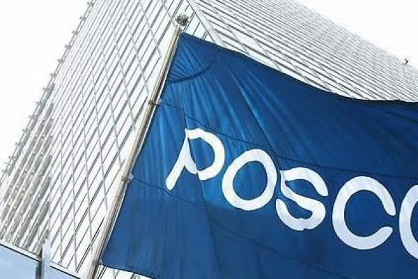 Posco chief says no plans for overseas investment in steel sector