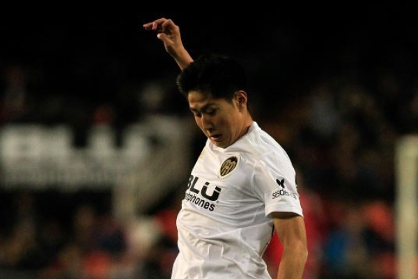 Korean football prospect makes history with La Liga debut