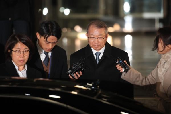 [Newsmaker] Prosecutors resummon ex-top court chief