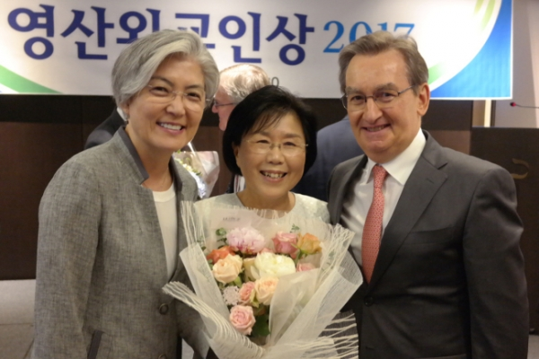[Herald Interview] Imagining a bona fide global Korea
