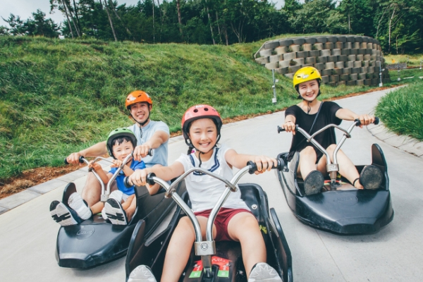Tongyeong's luge attraction makes coveted tourism list