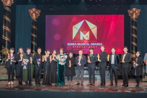 'The Man Who Laughs' wins big at 2019 Korea Musical Awards