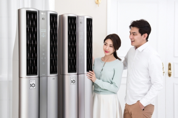Samsung, LG introduce AI-based air conditioners