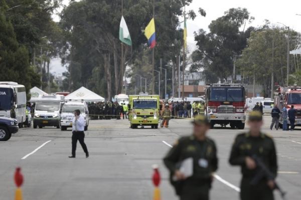S. Korea condemns bomb attack in Colombia